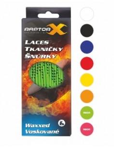 cordones-de-patines-hockey-hielo-y-linea-encerados-raptor-x-colores